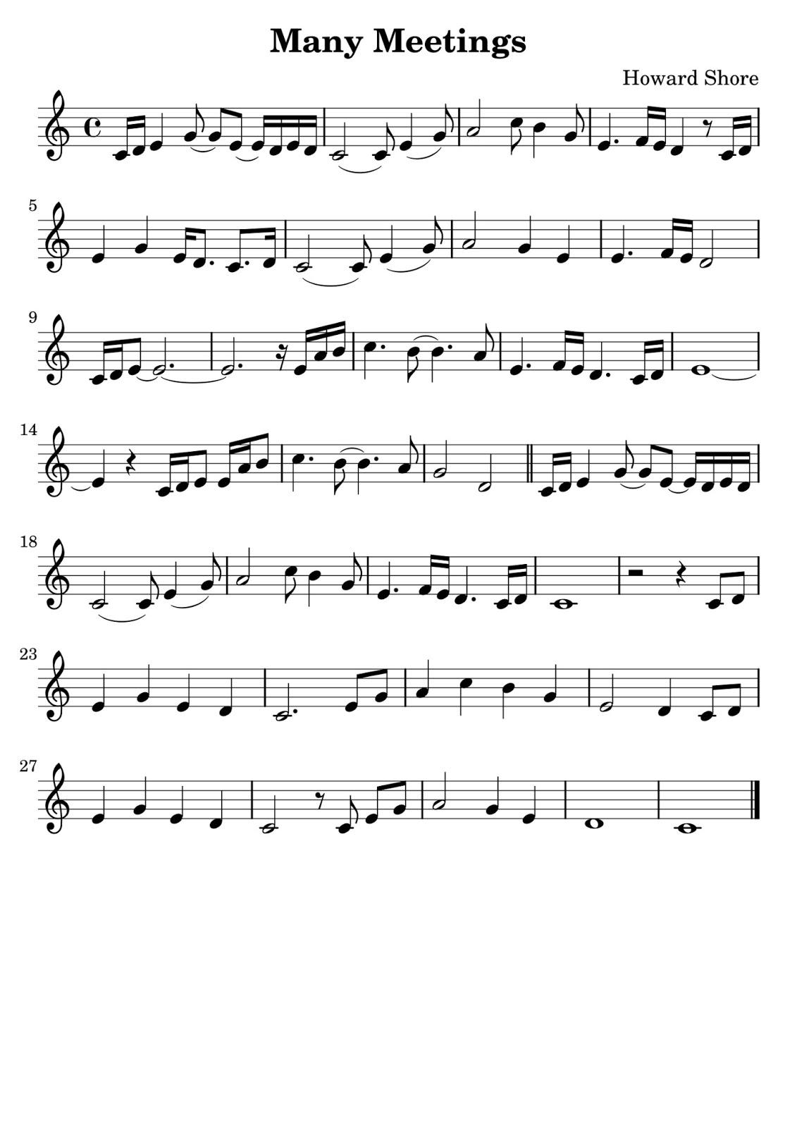 Yüzüklerin efendisi keman notaları