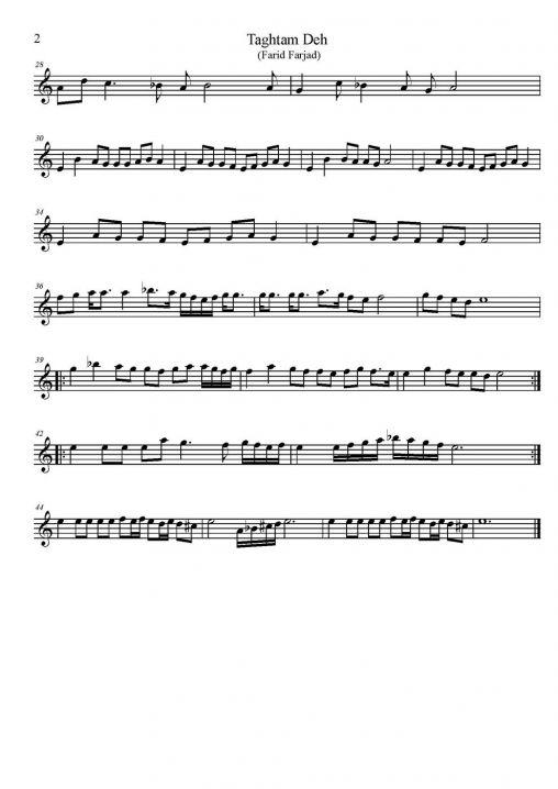 farid-farjad-taghtam-deh-keman-notalari2